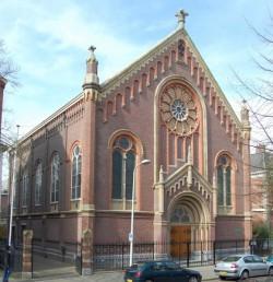 Paleiskerk den Haag